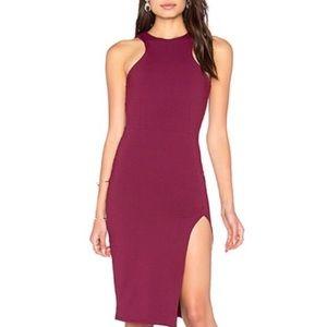 MOVING SALE🎉 Donna mizani purple dress